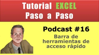 Barra herramienta acceso rapido